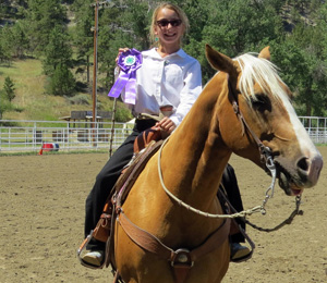 4H Horse Judging Golden Valley County Musselshell County Montana