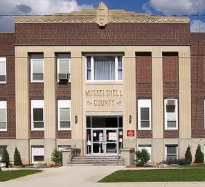 Musselshell County Courthouse a Link to the Commissioner Meetings News Page