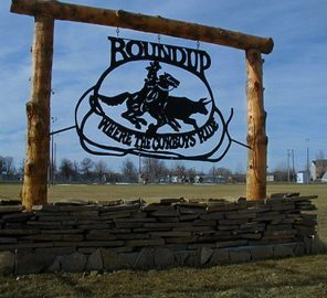 Welcome to Roundup Montana Sign a Link to the News and Events Page