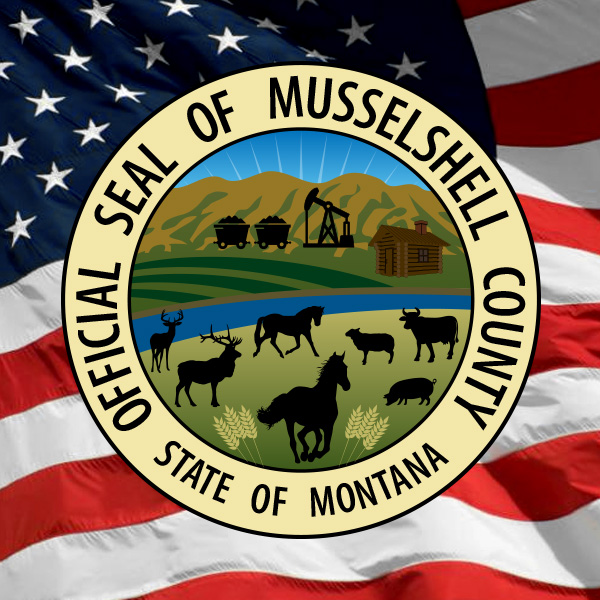 Mike Goffena Musselshell County Commissioner