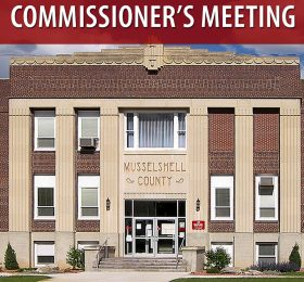 Calendar icon for weekly Commissioner Meeting