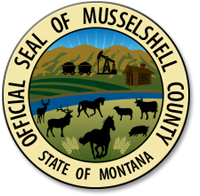 Musselshell County Seal