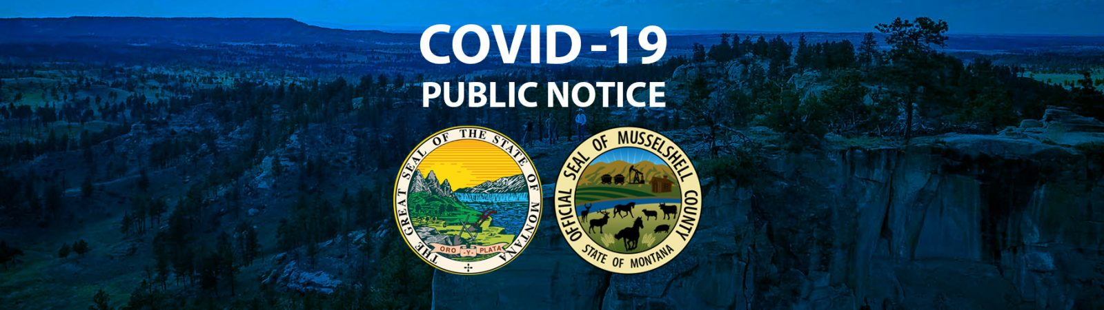 COVID-19 Notice Musselshell County