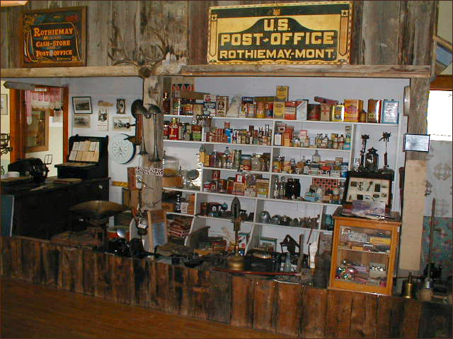 Musselshell County Museum