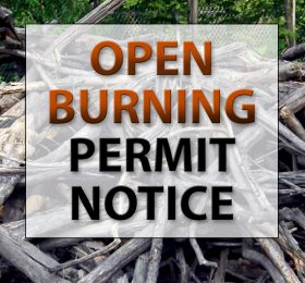 Musselshell County Open Burn Permit
