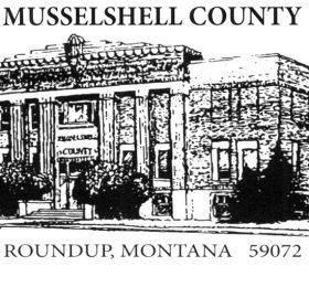 Musselshell County Letterhead