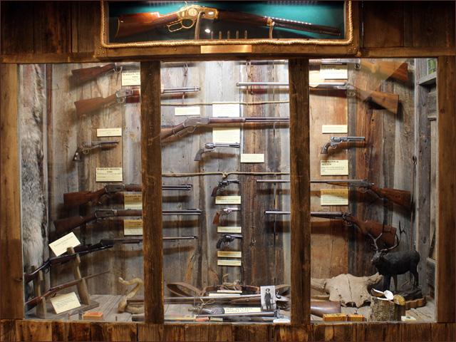 Montana Antique Rifles and Guns